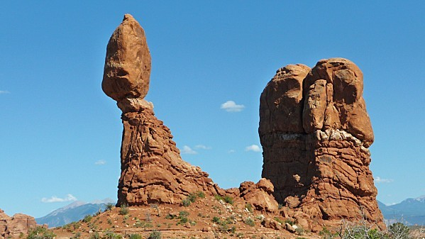 Jour 5 Arches Balanced rock