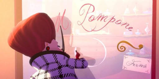 ANIMATION : La parfumerie de Monsieur Pompone | E-TV