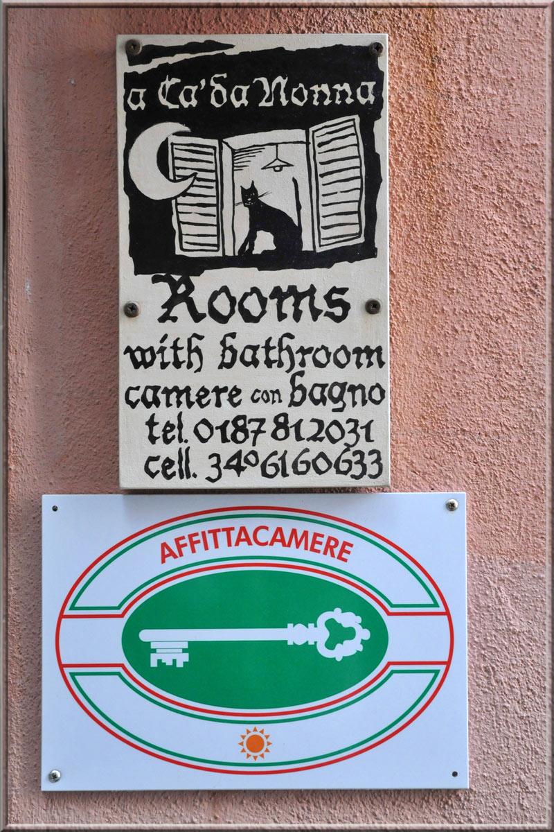 Italie, les 5 Terres : Vernazza