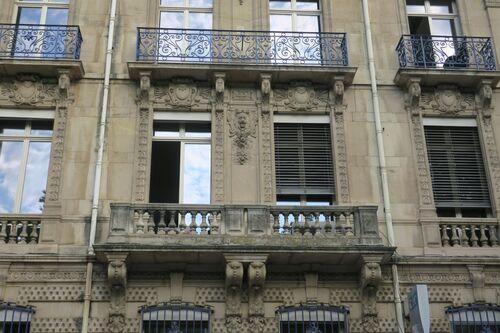 Circuit « Art Déco » et « Ecole de Nancy - Art Nouveau »