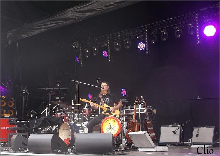 Philippe Ménard à Esquelbecq (Juin 2016)