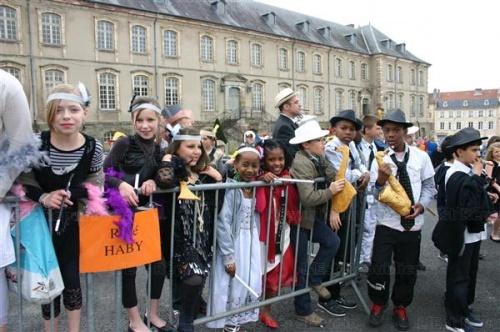 Le carnaval raconté par Ayman