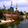 Disneyland Bateau Pirates