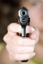 Utiliser son arme de tir sportif en cas de cambriolage? C'est permis