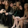 Kristen Stewart défilé Burberry
