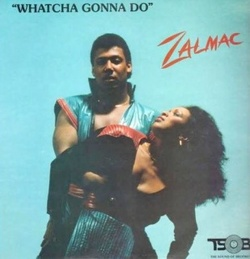 Zalmac - Whatcha Gonna Do - Complete LP