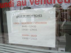Archives départementales de Bayonne