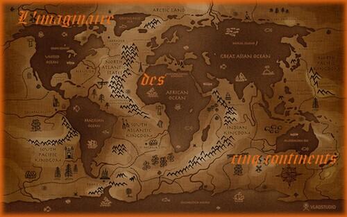 Challenge - L'imaginaire des cinq continents