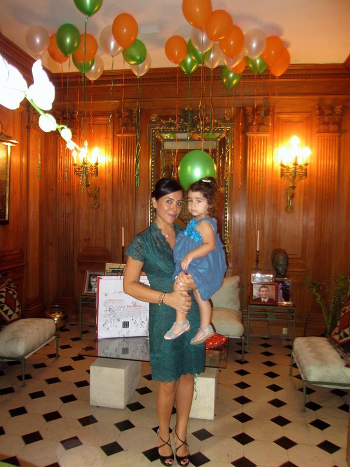 Iryana chez sa grand-mère