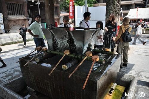 Sanctuaire Kushida