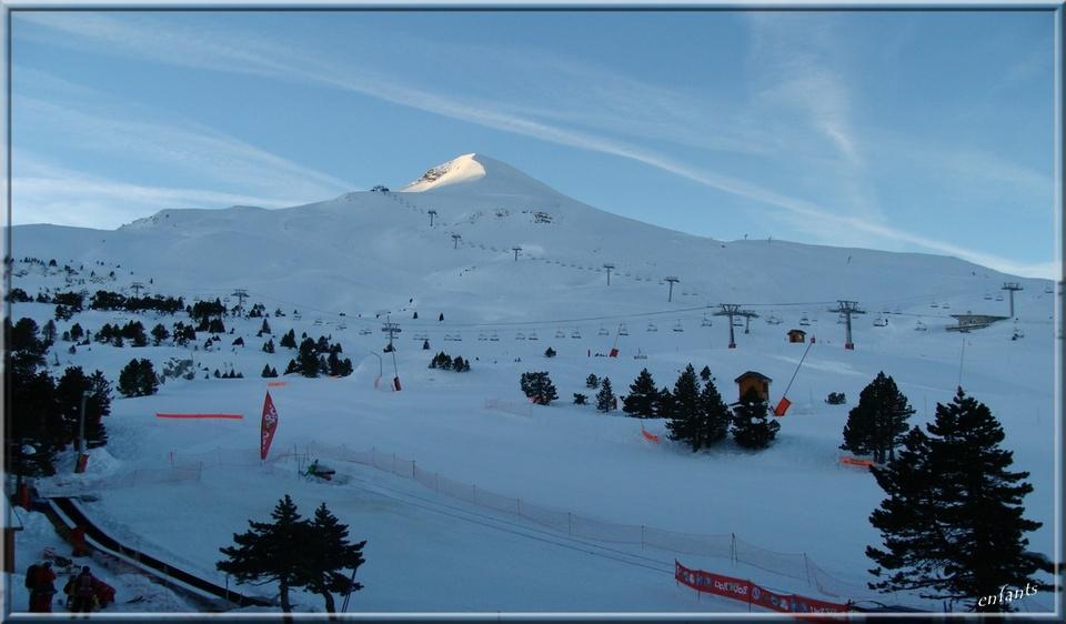 Au ski ...