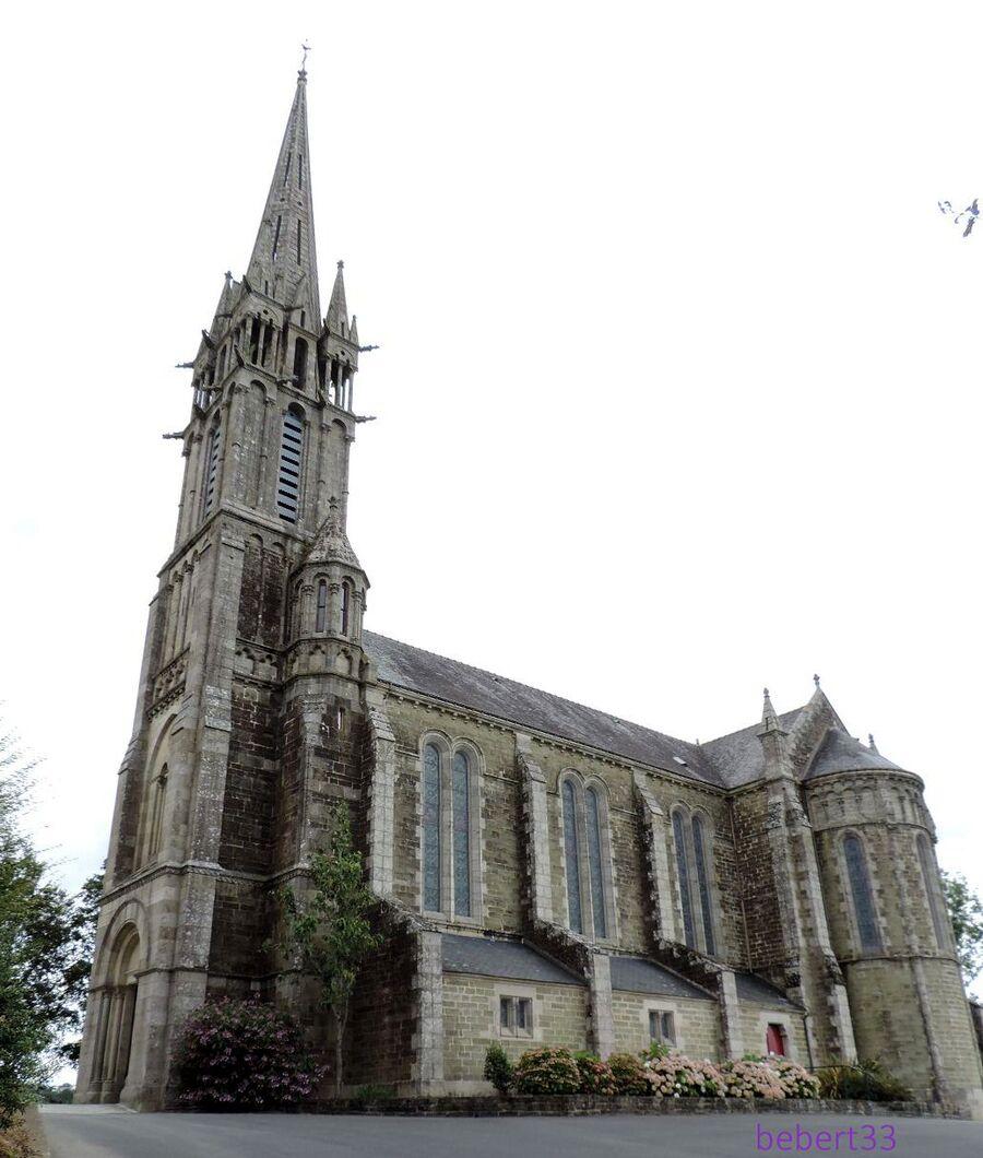 Châteauneuf du Faou - (29)