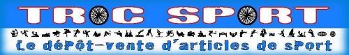 Visiter le site Internet du magasin Troc Sport de Nouméa