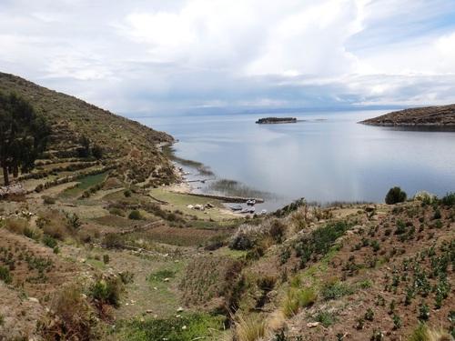 Avant de partir un petit tour sur la route de la mort et le lac Titicaca