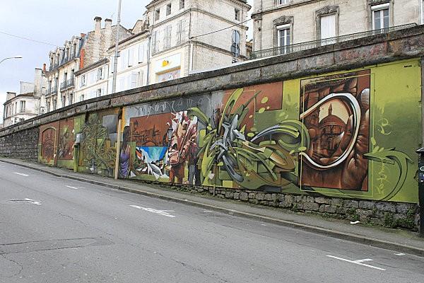 fresque Angoulême 1