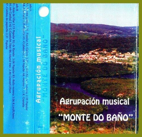 Agrupación Musical Monte Do Baño - Rumba galega