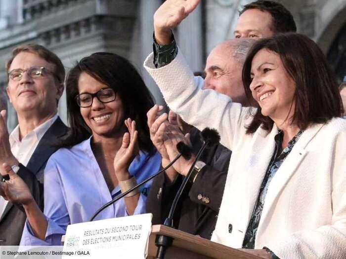 Audrey Pulvar, nouvelle adjointe d'Anne Hidalgo, tacle un ancien ministre