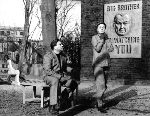Réflexions sur le1984  de George Orwell