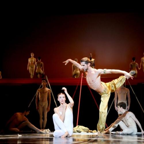 La flûte enchantée au Palais des Congrès par le Béjart Ballet Lausanne