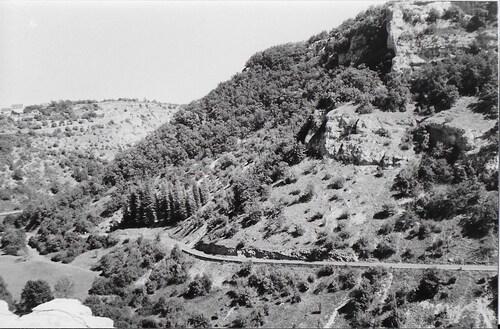 le canyon de l'Alzou...