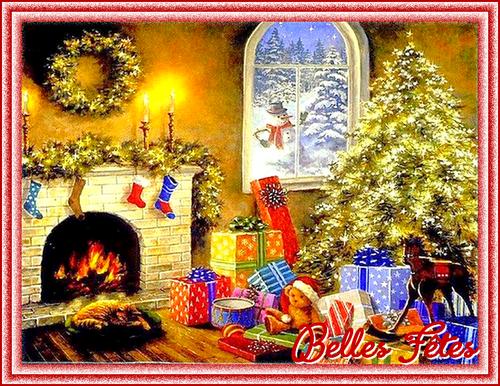 """le jeudi, """"je prépare Noël"""""""