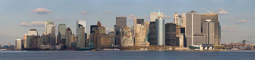 Exposé sur New York