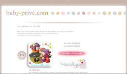 Baby-prive.com