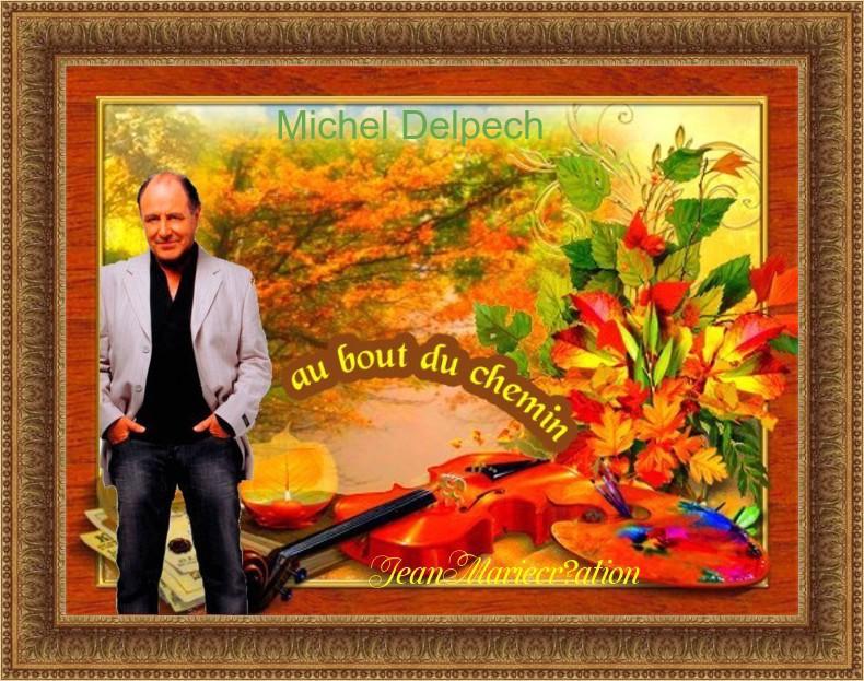 Michel Delpech la fin du chemin