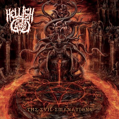 HELLISH GOD - Les détails du premier album