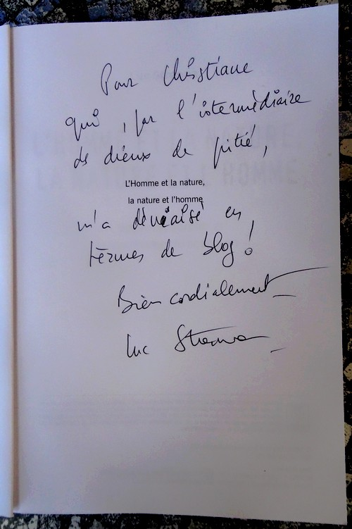 Rencontre avec Luc Strenna au Cabinet de Curiosités des Z'uns possible...