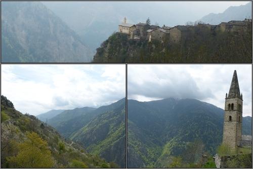 Piémont : Valle Maïra (2013)