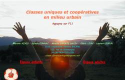 Une classe coopérative