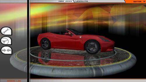 Ferrari California 30 V8 4.3 490 ch