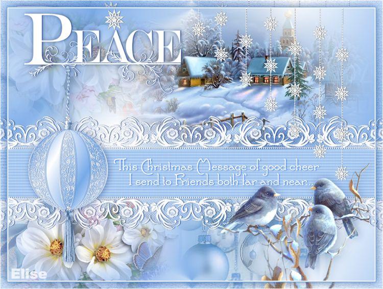 Merry Christmas de Elisabeth