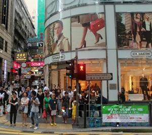 Jouer à Sneaky's road trip - Hong Kong