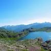 Le ibón de Estanés (lac d\'Estaens)