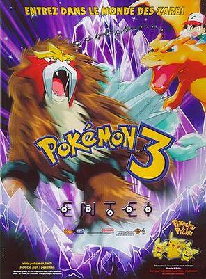 Pokémon Film 3 : Le Sort des Zarbi