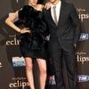 Tournée promo Eclipse : Taylor Lautner, Kristen Stewart Rome