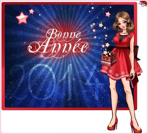 Bonne année !!!