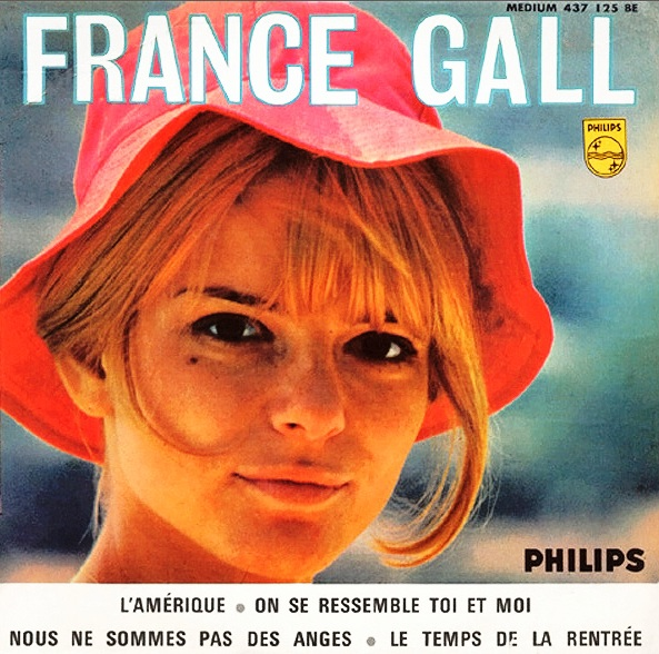 rencontre france gall