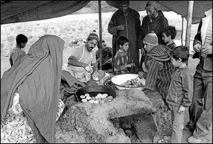 Le Maroc il y a 40 ans (2) - Photographies d'Yvon Kervinio