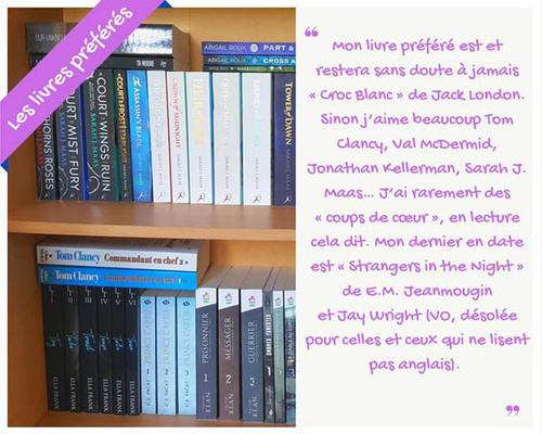 La bibli d'Aurore Doignies