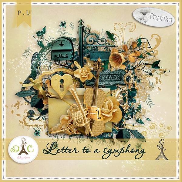 """""""Letter to a Symphonie"""" de Paprika"""