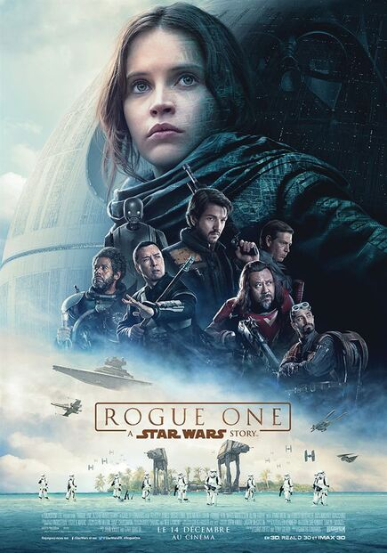 ROGUE ONE A star Wars Story de Gareth EDWARDS