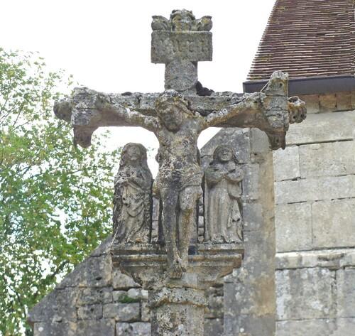 La Croix de Bellenod sur Seine