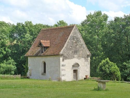 La chapelle de la Combe des Rus