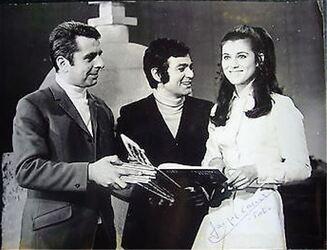 Mars 1968 / FEU VERT (RTBF)