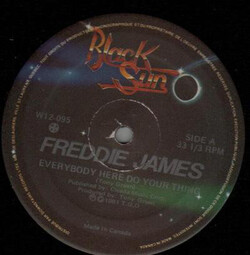 Freddie James - Everybody Here Do Your Thing