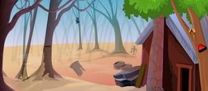 Jouer à Forest house treasure rescue