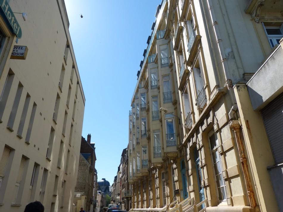 Ville de DIEPPE en Seine-Maritime